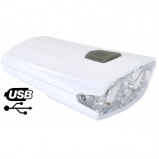 Lanterna USB 2 LED